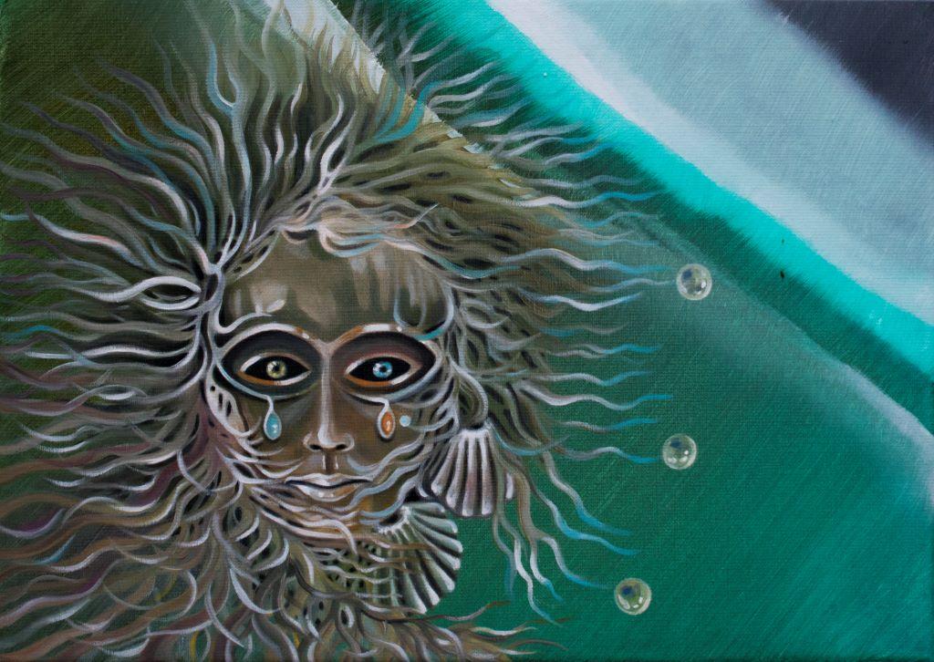Płacząca Meduza
