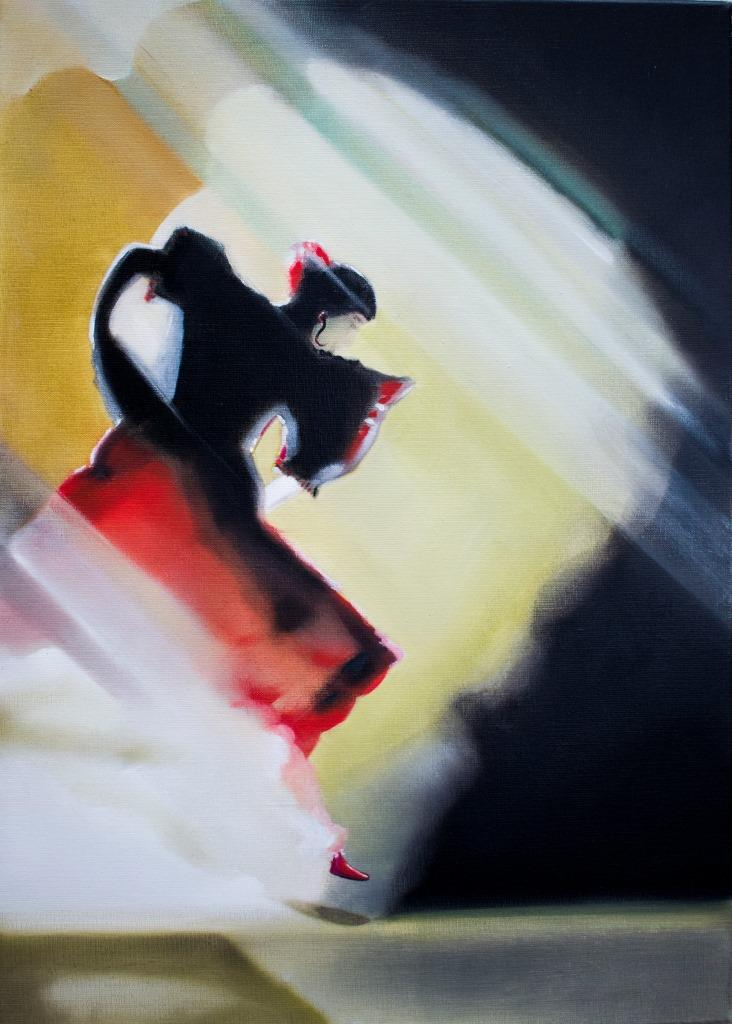 Tancerka flamenco