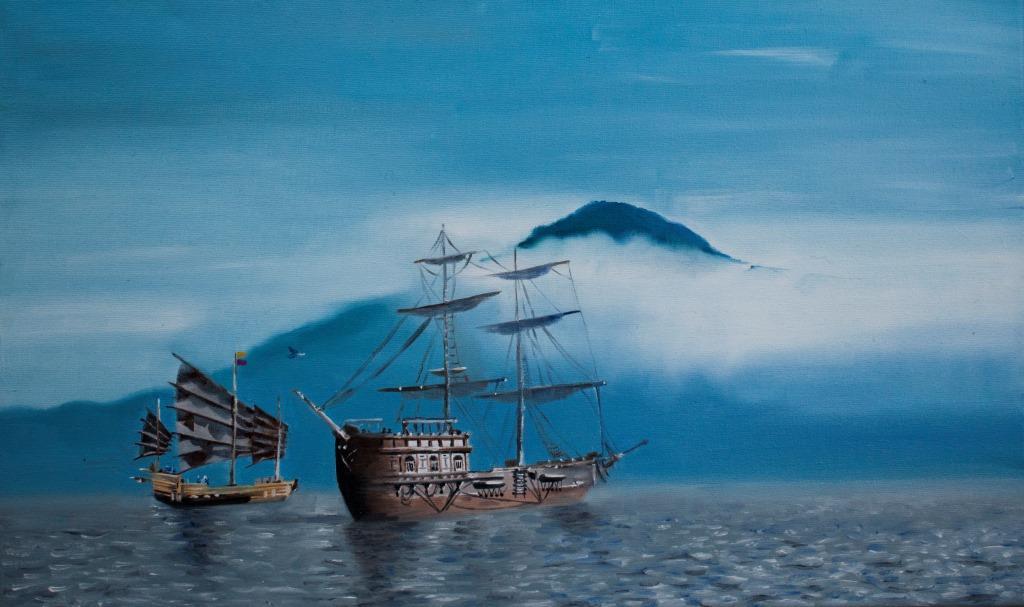 Spokój na Morzu Chińskim